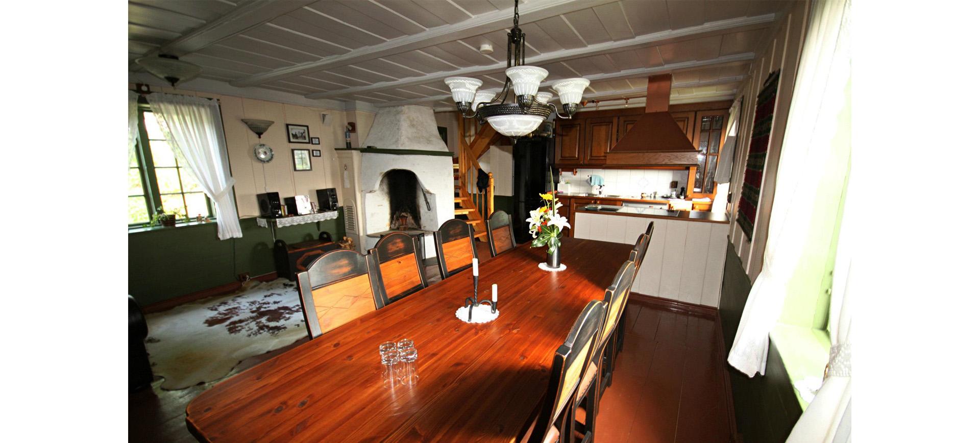 restaurering kjøkken